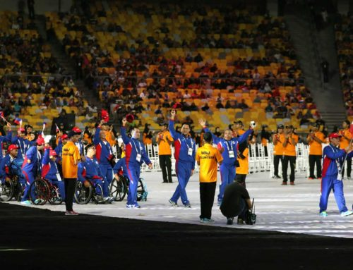 2020 ASEAN Para Games to be Held in the Philippines